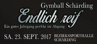 Gymball@Bezirkssporthalle