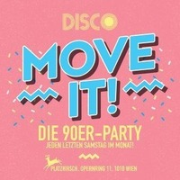 MOVE IT - die 90er Fete