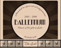 Maturaball: Ballennium - Unsere Ära geht zu Ende@ Dreifachturnhalle Sterzing