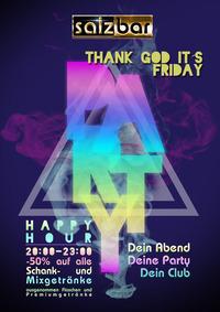 Thank God it´Friday/DJ Willy