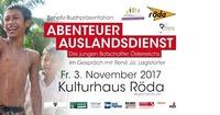 Abenteuer Auslandsdienst - die jungen Botschafter Österreichs@KV Röda
