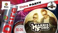 Dsire Party mit Harris&Ford live@Almrausch