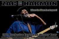 Zac Harmon Band@Reigen