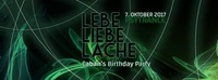 Dj Caban´s Birthday Bash@Weberknecht