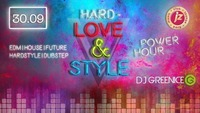 Hard - Love & Style // DJ Greenice@Jederzeit Club Lounge