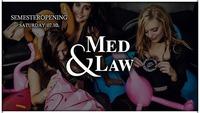 Med & Law - Sa 07.10. - Semester Opening@Chaya Fuera