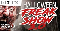 Cube One - Halloween FreakShow 3.0