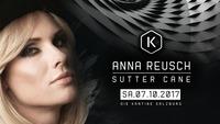 Anna Reusch at Kantine Salzburg@Die Kantine
