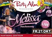 Melissa Naschenweng Live@Party Alm Hartberg
