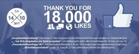 Thank You for 18.000 Likes