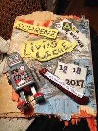 Schrenz & Living Lâche & Grey To Black LIVE@Café Carina