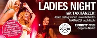 Ladies NIGHT MIT Taxitänzer!@Tollhaus Weiz
