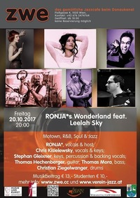 RONJA*s Wonderland feat. Leelah Sky@ZWE