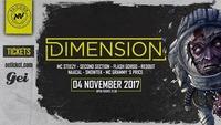 NU:Vision w/ Dimension@GEI Musikclub