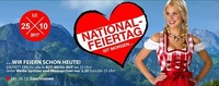 Nationalfeiertag IST Morgen……@Mausefalle Graz