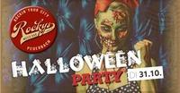 Halloween Party!@Rockys Music Bar
