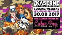 Closing Weekend - New Legends Festival Part 3@Die Kaserne