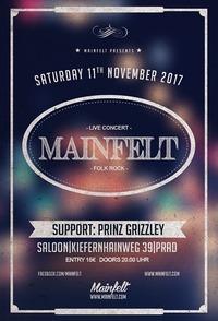 MAINFELT live im Saloon // Countrystadt Prad@Countrystadt Prad