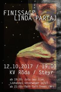 Finissage Linda Partaj / Malerei und Grafik@KV Röda