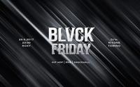 Blvck Friday 29.9. Dj's: N-Tone, Tomino - Hip Hop & Rnb@Roxy Club
