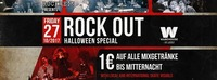 Rock Out Halloween Special@Warehouse
