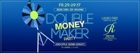 Double Money Maker Party ► Fr/29/09/17 ► Ride Club@Ride Club