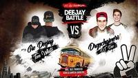 THE DJ BATTLE   Gio Deejay & Tom White vs. Dropchainers@G2 Club Diskothek