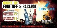 Eristoff & Bacardi Night @Saustall Hadersdorf@Saustall Hadersdorf