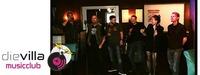 Chaos inside & Blacktrain Live@Die Villa - musicclub