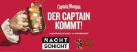 Der Captain kommt!@Nachtschicht