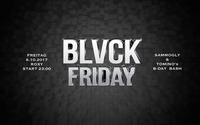 Blvck Friday 6.10. Sammogly & Tomino's B-Day Bash@Roxy Club