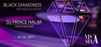 BLACK DIAMONDS  Prince Halim@Vis A Vis