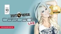 Zeitreise mit Cascada live!@Evers