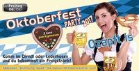 Oktoberfest Party@Partymaus Wörgl