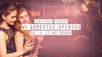 WU Semester Opening by Electric Forest