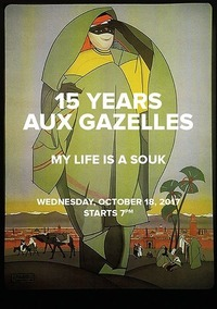 15 years of Aux Gazelles@Aux Gazelles