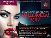 Halloween 2017 - Die Angsthasen Party@Maurer´s