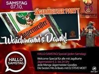 Waidmann's Dank! Die Jägermeister Party@Maurer´s