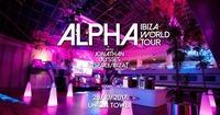 ALPHA - Ibiza World Tour with Jonahan Ulysses - Space, Ibiza@Club Alpha