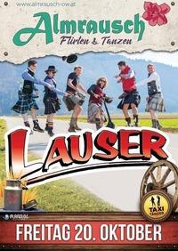 Lauser live! // Almrausch Oberwart@Almrausch