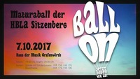 BALLon - Jetzt heben wir ab | Maturaball der HBLA Sitzenberg@Haus der Musik