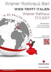 Wiener Rotkreuz Ball 2017@Wiener Rathaus