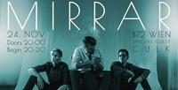 MIRRAR Live@B72 / Vienna@B72