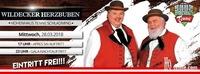 23 UHR - Wildecker Herzbuben - Hohenhaus Tenne Schladming@Hohenhaus Tenne