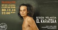 Edson Velanda de Reconquista en Europa@Fania Live