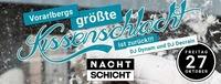 Vorarlbergs größte Kissenschlacht mit DJ Dynam und DJ Decrain@Nachtschicht
