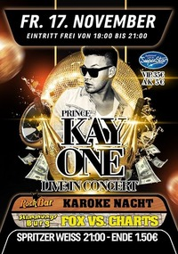 Kay One Live in Concert@Excalibur
