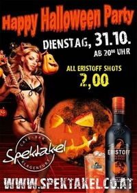 Happy Halloween Party@Spektakel