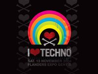 I Love Techno - Express@Flander Expo