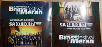 16. Internationales Brassfestival@Kursall Meran